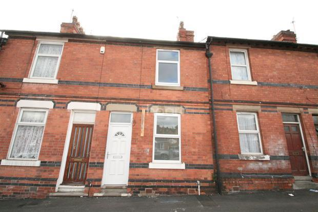 3 Bedroom Terraced House For Sale In Ransom Road St Anns