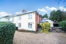 semi detached property for sale in Chapel road, Boxted...