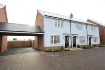 2 bed semi detached house to rent in Blenheim Park, Clacton