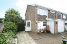 Cedar Close semi detached house to rent
