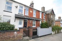 Terraced property in Wimpole Road, Colchester