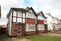 The semi detached house for sale