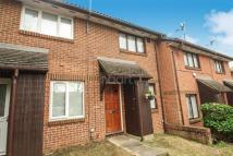 2 bed Terraced property in Compton Close...
