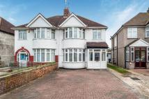 3 bedroom semi detached home in Stag Lane, Edgware