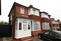 3 bed semi detached property in Crummock Gardens