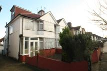4 bed semi detached property in Lynton Avenue