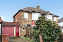 3 bed semi detached house for sale in Convent Hill...