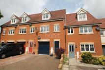 4 bed Town House in Reservoir Close
