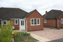 2 bed Bungalow in Brooklands Drive...