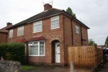 Wilson Road semi detached house for sale