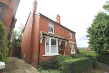semi detached property in Walford Road...