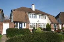 2 bed Flat in Barnes End, New Malden...