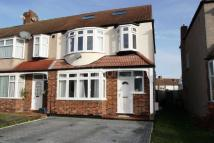 4 bed End of Terrace house in Westway, Raynes Park...