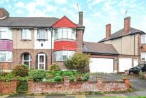 3 bed End of Terrace home in Churston Drive, Morden...