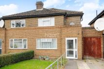 3 bedroom semi detached property for sale in Twyford Abbey Road