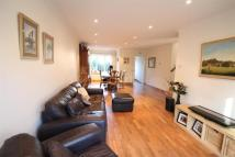 Terraced property in Knoll Crescent ...