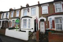 Terraced house in Frinton Road