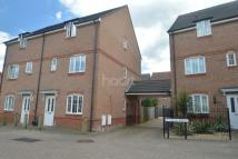 Terraced property in Fawn Drive, Aldershot