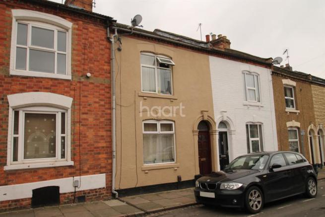3 Bedroom Terraced House For Sale In Queens Road The Mounts Northampton Nn1