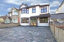 semi detached house for sale in Park Drive...