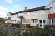 Terraced property in Windsor Avenue...