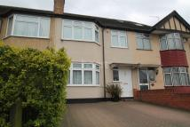 3 bed Terraced house in Granville Road...