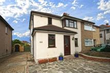 3 bed semi detached property in Elms Farm Road