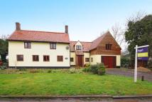 Detached house for sale in Poplar Road, Attleborough