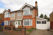 3 bed semi detached home for sale in Clarendon Road