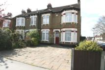 semi detached house in Bensham Manor Road...