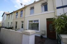 Terraced property in Babbacombe Road, Torquay...