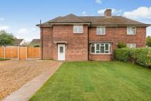 semi detached home for sale in Bruce Road