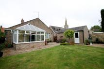 Bungalow in Church Lane, Coleby