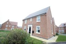 Detached home in Woodroffe Way, East Leake