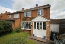 semi detached home in Wyndham Crescent, Burnham