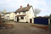 Detached property for sale in Station Road, Kennett