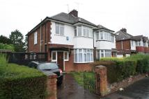 3 bed semi detached home to rent in New Bedford Road, Luton