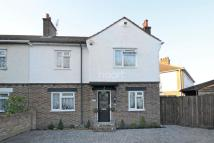 Lavender Avenue semi detached property for sale