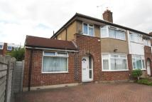 4 bed semi detached property in Falling Lane