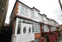 semi detached home in Thorpe Road