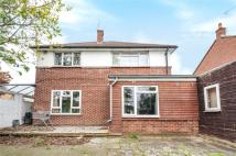 Detached house in Lodge Close, Uxbridge...