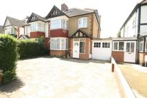semi detached property in Wembley Park/Preston Road