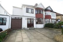 4 bed semi detached property in Preston Road