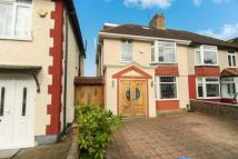 4 bedroom semi detached home for sale in Woodfield Avenue