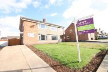semi detached house for sale in Mensing Avenue, Cotgrave...