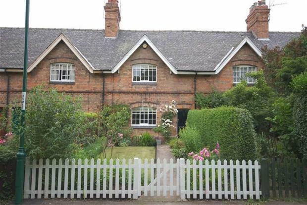 2 bedroom cottage for sale in glebe cottages wilford for Nottingham cottage interior