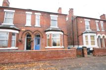 3 bed semi detached home in Belvoir Road...