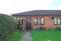 Bungalow in Shrimpton Court...