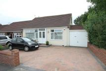 2 bed Semi-Detached Bungalow in Vicarage Road, Hanham...