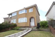3 bed semi detached house to rent in Furber Road, Kingswood...